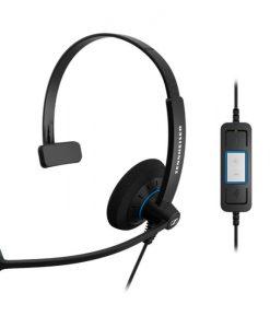 SC 30 USB CTRL-Sennheiser  Monaural Wideband Office headset