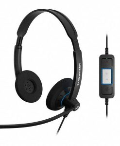 SC 60 USB CTRL-Sennheiser Binaural Wideband Office headset