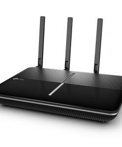 ARCHER VR2800-TP-Link Archer VR2800 AC2800 2.8Gbps Wireless MU-MIMO VDSL/ADSL Modem Router 2167Mbps@5GHz 600Mbps@2.4GHz 4x1Gbps LAN/WAN 2xUSB 4xAntennas