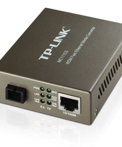 MC111CS-TP-Link MC111CS 10/100Mbps SC WDM Media Converter Monomodo Simplex 10/100Base-TX