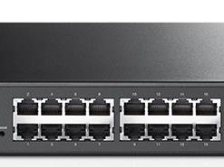 T1500-28PCT(TL-SL2428P)-TP-Link T1500-28PCT (TL-SL2428P) JetStream 24-Port 10/100Mbps + 4-Port Gigabit Smart PoE+ Switch