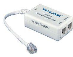 TD-S201A-TP-LINK ADSL 2+ Splitter / Filter for AU