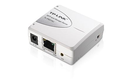 TL-PS310U-TP-Link TL-PS310U MFP/Storage Server USB2