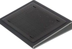 "AWE55AU-Targus Chill Mat™ Lap Fits Laptops upto 17"" with Dual Fans - Black and Grey"
