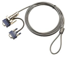 PA492U-Targus Defcon Video Port Combo Combination lock (LS)