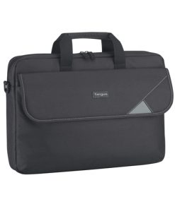 """TBT239AU-Targus 15.6"""" Intellect Top Load Case with Padded Laptop Compartment - Black"""