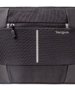 TSS87810AU-Targus 13-14'' Bex II Laptop Sleeve - Weather-resistant  rip-stop fabrication - Black with black trim