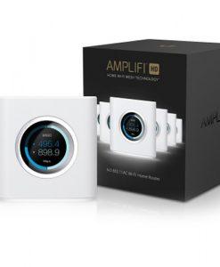 AFI-R-AU-Ubiquiti AmpliFi High Density HD Home Wi-Fi Router - 3x3MIMO Max Coverage 930 sqm