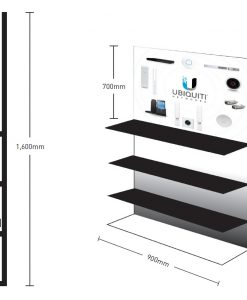 DISPLAYSTAND-Ubiquiti Retail Display Stand