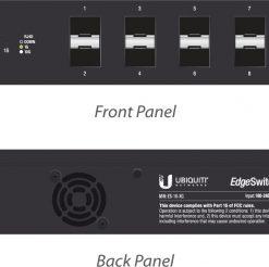 ES-16-XG-AU-Ubiquiti Managed 10Gigabit Switch 16 Port 10G 12x SFP+ Ports