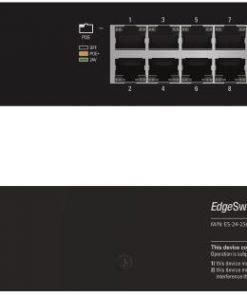 ES-24-250W-AU-Ubiquiti EdgeSwitch Managed PoE+ Giga Switch  24 Port 250W