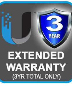EXTWAR-UBNT-3YR-3 Years Extended Advanced Replacement  Ubiquiti Warranty $50 value