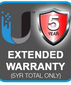 EXTWAR-UBNT-5YR-5 Years Extended Advanced Replacement  Ubiquiti Warranty $50 value