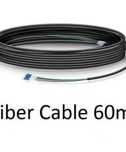 FC-SM-200-Ubiquiti Single Mode LC Fiber Cable - 60m