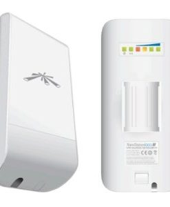 LOCOM2-AU-Ubiquiti airMAX Nanostation LOCO M 2.4GHz Indoor/Outdoor CPE - Point-to-Multipoint(PtMP) application