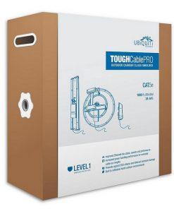 TC-PRO-Ubiquiti Tough Cable pro lvl 1 305m CAT5e up to 1000Mbps support