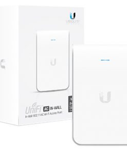 UAP-AC-IW-PRO-Ubiquiti UniFi 802.11AC In-Wall PRO  Access Point with Ethernet port (LS)