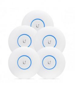 UAP-nanoHD-5-Ubiquiti NanoHD Unifi Compact 802.11ac Wave2 MU-MIMO Enterprise Access Point
