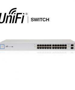 US-24-250W-AU-Ubiquiti UniFi 24-port Managed PoE+ Gigabit Switch with SFP 250W