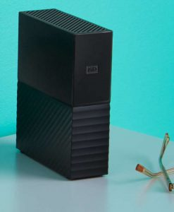 "WDBBGB0060HBK-AESN-WD My Book 6TB 3.5"" External Desktop HDD"
