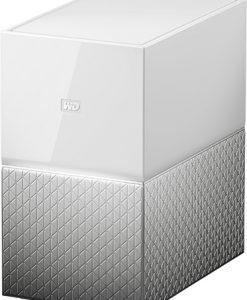 WDBMUT0040JWT-SESN-WD My Cloud Home Duo 4TB Dual-Drive Personal Cloud Storage (NAS)