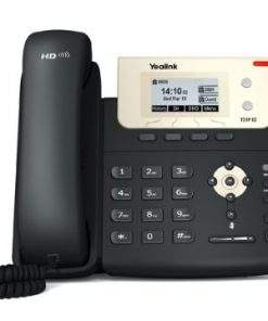 SIP-T21P E2-Yealink T21PE2 Enterprise HD IP Phone Entry-level IP Phone with 2 Lines