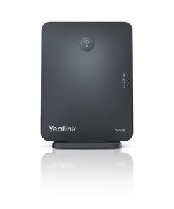 W60B-Yealink W60B Wireless DECT Solution including W60B Base Station