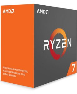 YD180XBCAEWOF-AMD Ryzen 7 1800X CPU 8 Core Unlocked 3.6GHz Base Speed with Turbo Speed 4GHz AM4 95w 16MB L3 cache Boxed 3 Years Warranty - No Fan