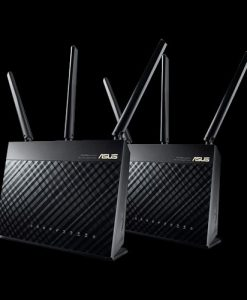 RT-AC68U AiMesh 2 Pack-ASUS AiMesh AC1900 Whole Home WiFi System (RT-AC68U AiMesh 2 Pack)
