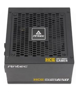 HCG650 GOLD-Antec HCG-650G 650w 80+ Gold Fully Modular PSU
