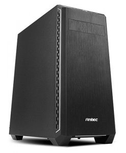"P7 Silent-Antec P7 Silent with Sound Dampening ATX Case. External 5.25"" x 1"