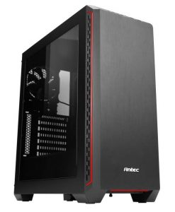 P7 Window Red-Antec P7 Window Elite Performance Red Trim