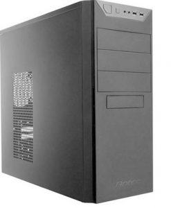 VSK4500E-P-U3-Antec VSK4500E-U3 ATX Case with 500w PSU. 2x USB 3.0 Thermally Advanced Builder's Case. 1x 120mm Fan. Two Years Warranty