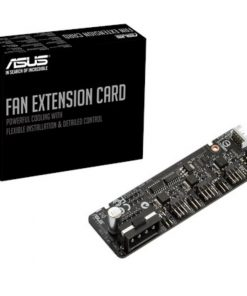 FAN EXTENSION CARD-ASUS FAN EXTENSION CARD Fan Extension Header for ASUS Motherboards