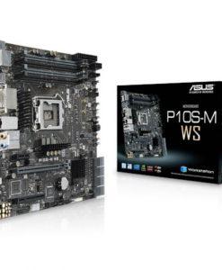 P10S-M WS-Asus P10S-M WS mATX MB 4xDDR4