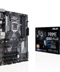 PRIME B360-PLUS/CSM-ASUS PRIME B360-PLUS/CSM S1151 ATX MB