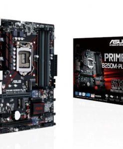 Prime B250M-Plus-Asus Prime B250M-Plus S1151 mATX MB 4xDDR4 3xPCIe 2XM.2