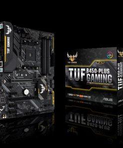 TUF B450-PLUS GAMING-ASUS TUF B450-PLUS GAMING AM4 ATX MB