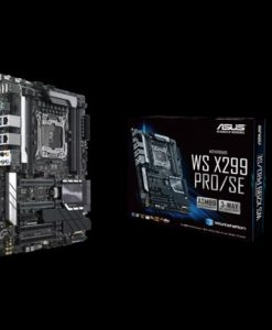 WS X299 PRO/SE-Asus X299 PRO/SE WS ATX MB 8xDDR4