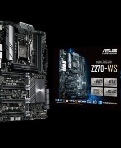 Z270-WS-Asus Z270-WS MB 4xDDR4