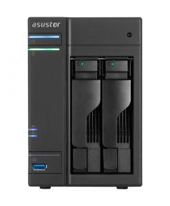 AS6102T-Asustor 2-Bay NAS