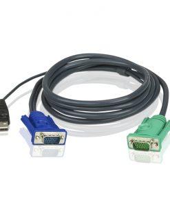 2L-5201U-Aten 1.2m USB KVM Cable to suit CS8xU