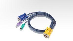2L-5202P-Aten 1.8m PS/2 KVM Cable to suit CS7xE