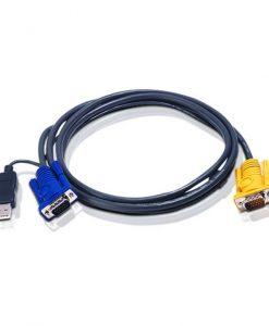 2L-5202UP-Aten 1.8m USB KVM Cable to suit CS7xE