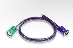 2L-5203U-Aten 3.0m 3in1 VGA