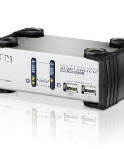 CS1732AC-AT-Aten 2 Port USB VGA KVMP Switch with audio