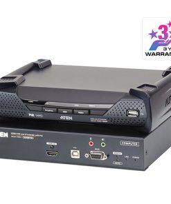 KE8952-AX-U-Aten 4K HDMI Single Display KVM over IP Extender with PoE