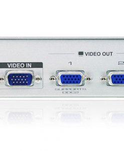 VS-92A-Aten 2 Port Video Splitter 250Mhz 1920x1440@60Hz Upto 65m