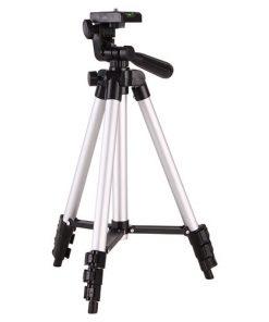 DIGI-3401-Brateck Universal Travel Tripod Digital Camera Camcorder Video Tilt Pan Head(LS)