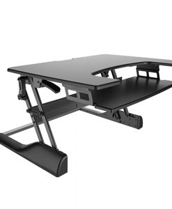 DWS04-01-Brateck Height-Adjustable Standing Desk